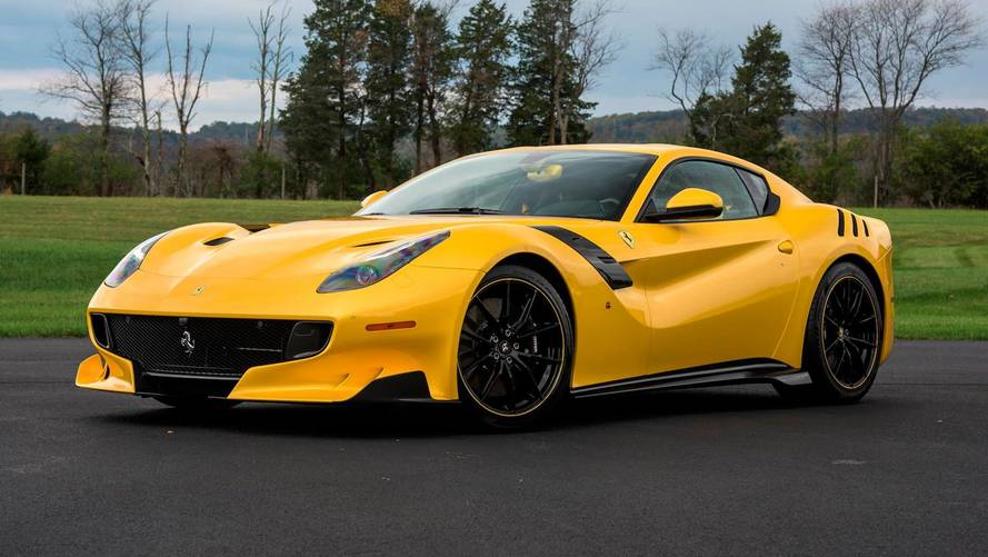 Ferrari F12TdF With $130K In Options Could Bring $1.3M At Auction