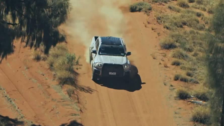 Ford Ranger Raptor mostra que está 'pronta para tudo' em novo vídeo