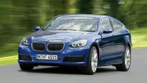 BMW Progressive Activity Sedan Artists Rendering