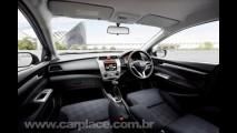 Honda City - Apresentado oficialmente o novo sedan derivado do monovolume FIT