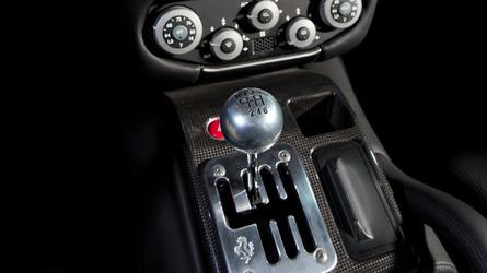 Ferrari et la boîte mécanique, c'est fini !