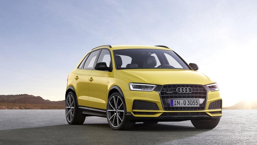 2017 Audi Q3 ufak bir makyajla geliyor