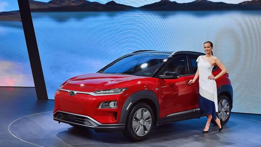 Nézd meg videón és élő képeken, hogy mutat az elektromos Hyundai Kona