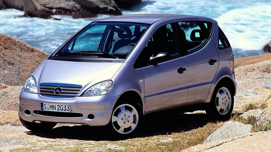 A brief history of the Mercedes A-Class