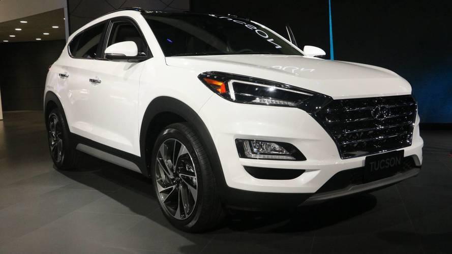Le Hyundai Tucson se refait une beauté