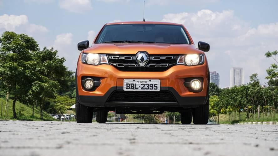 Renault Kwid passa por 3º recall desde o lançamento
