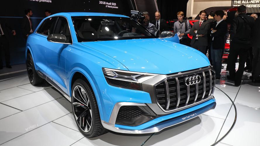 Salon de Genève 2017 - Un concept RS Q8 prévu chez Audi ?