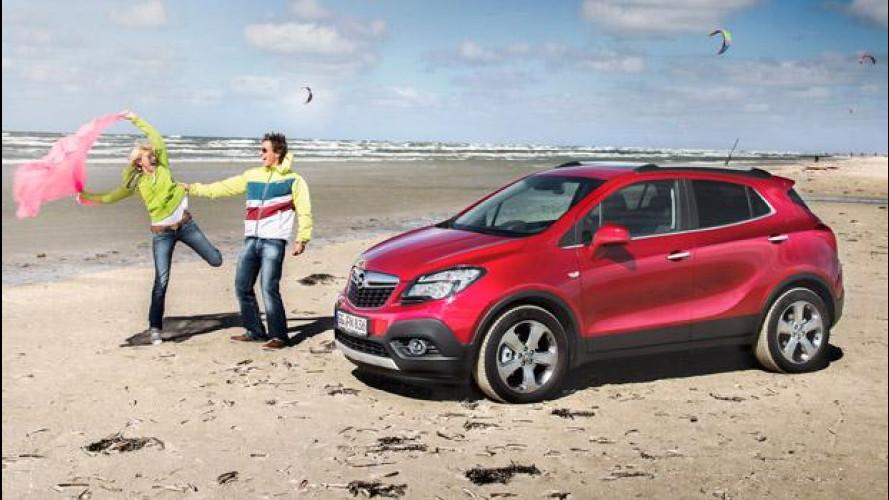L'Opel Mokka e le altre SUV compatte