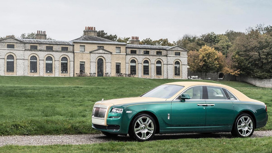 A second look at Rolls-Royce's exquisite Ghost Golf Edition
