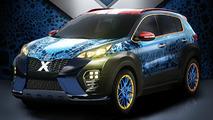 X-Men: Apocalypse themed Kia Sportage