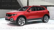 2018 VW Polo SUV