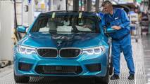 Production BMW M5 F90