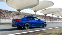 BMW M5 2018 en el Circuito Internacional de Shanghái
