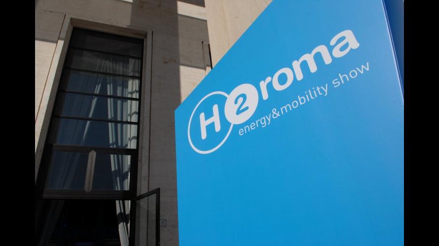 H2Roma 2011, l'Edizione del Decennale è più ricca che mai