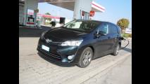 Toyota Verso 1.6 D-4D, la prova dei consumi