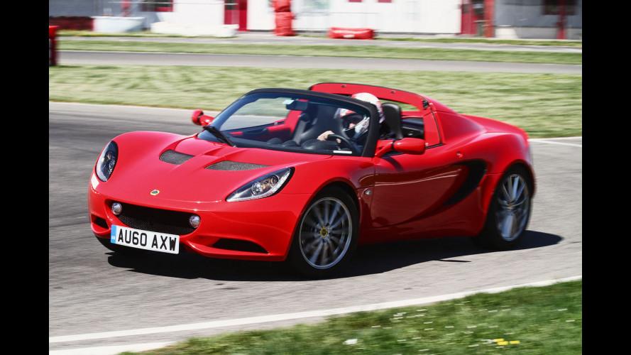 Lotus Elise 1.6 136 CV