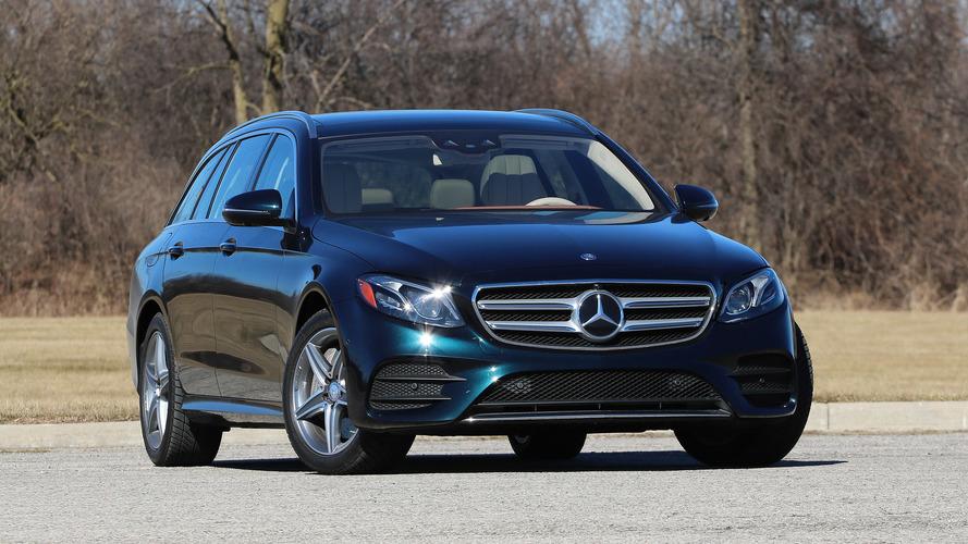 2017 Mercedes-Benz E400 Wagon: İnceleme