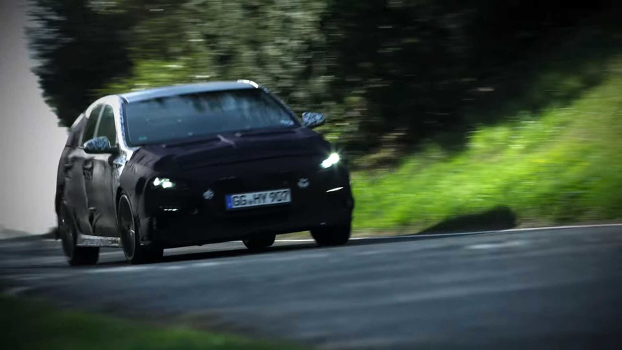 La Hyundai i30 N s'échauffe au Royaume-Uni