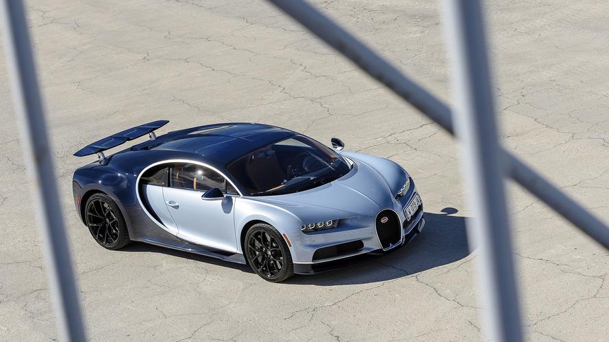 El sucesor del Bugatti Chiron comenzará a gestarse en 2019