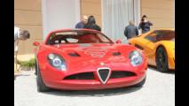 Alfa Romeo TZ3 Corsa a Villa d'Este 2010