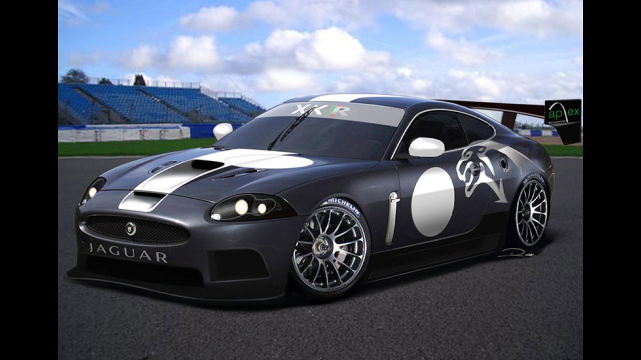 Jagar XKR FIA GT3