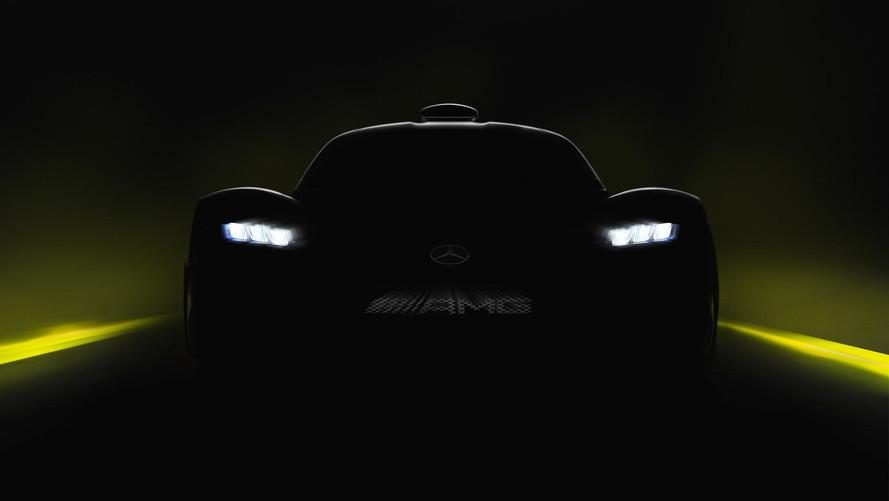 Mercedes-AMG Project One - Un regard perçant et 350 km/h en pointe