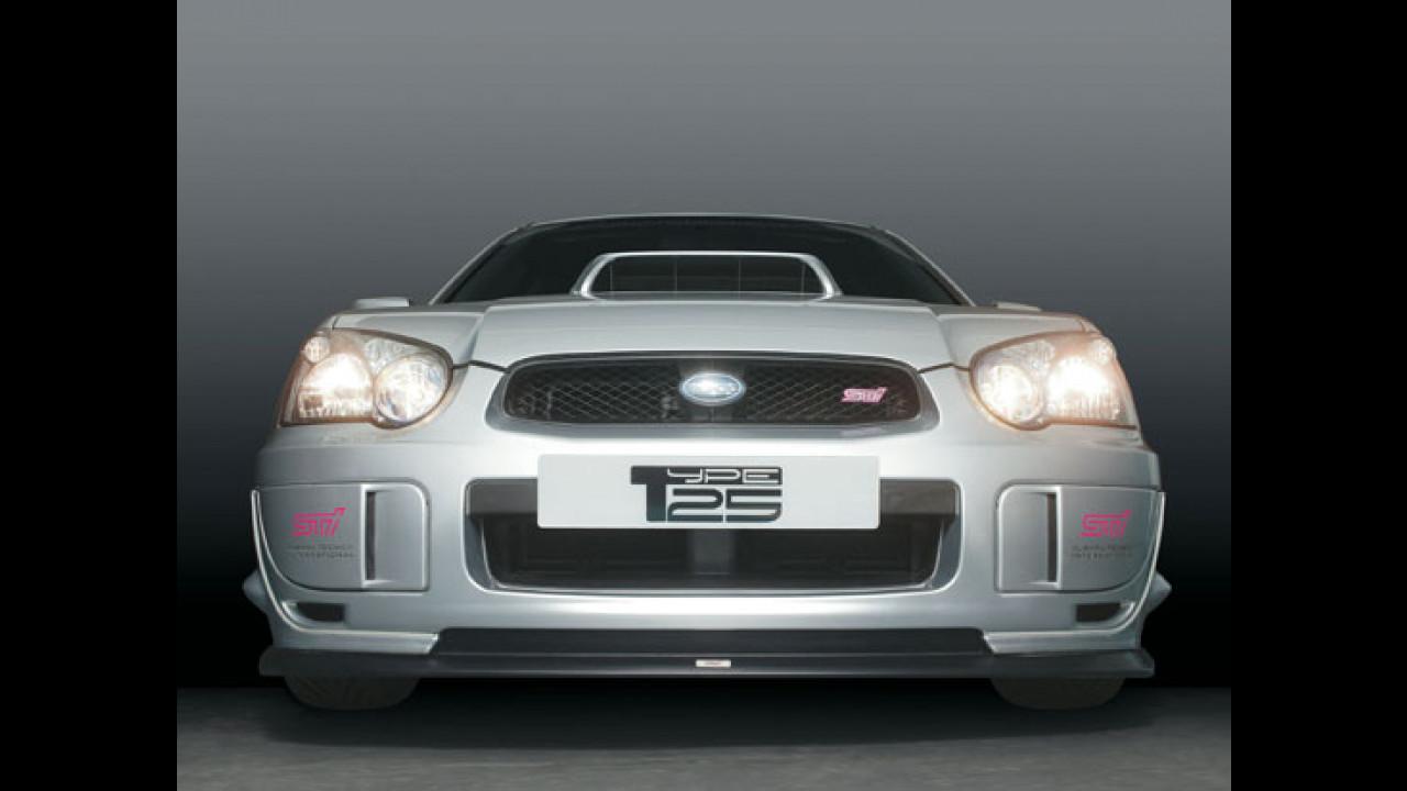 Subaru Impreza Type 25