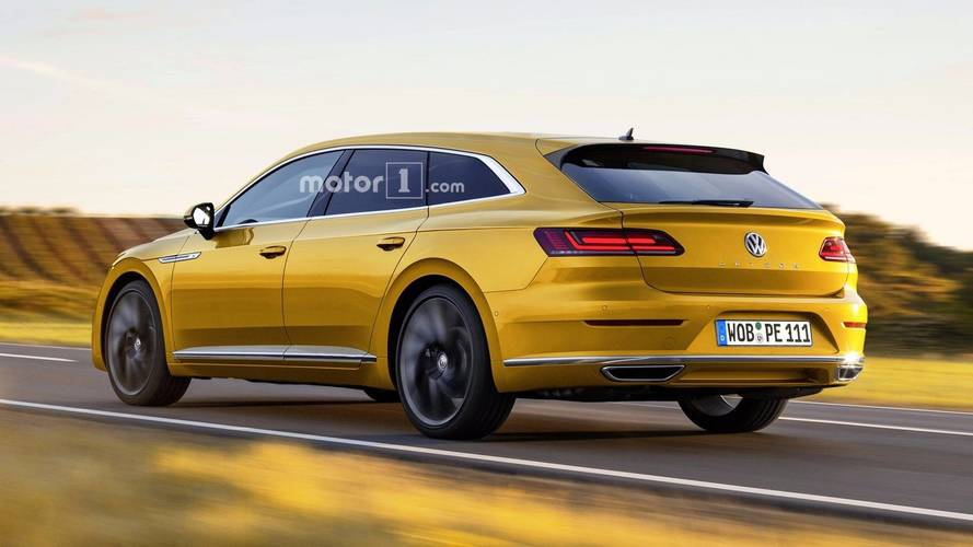 VW Arteon reimagined as super stylish estate – could it happen?