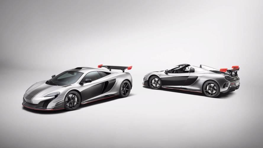 Dos McLaren únicos... para un solo propietario
