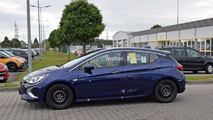 2018 Opel Astra GSi spy photo