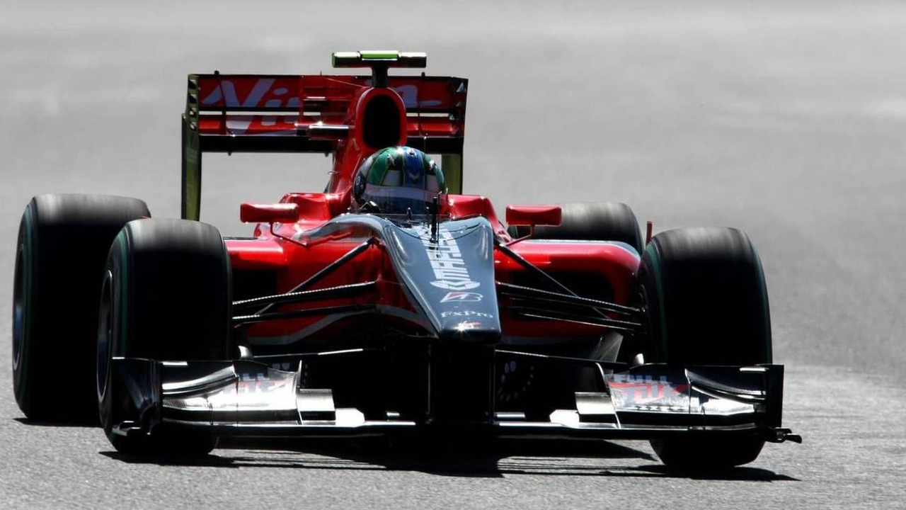 Lucas di Grassi (BRA), Virgin Racing - Formula 1 World Championship, Rd 16, Japanese Grand Prix, Sunday Qualifying, 10.10.2010 Suzuka, Japan