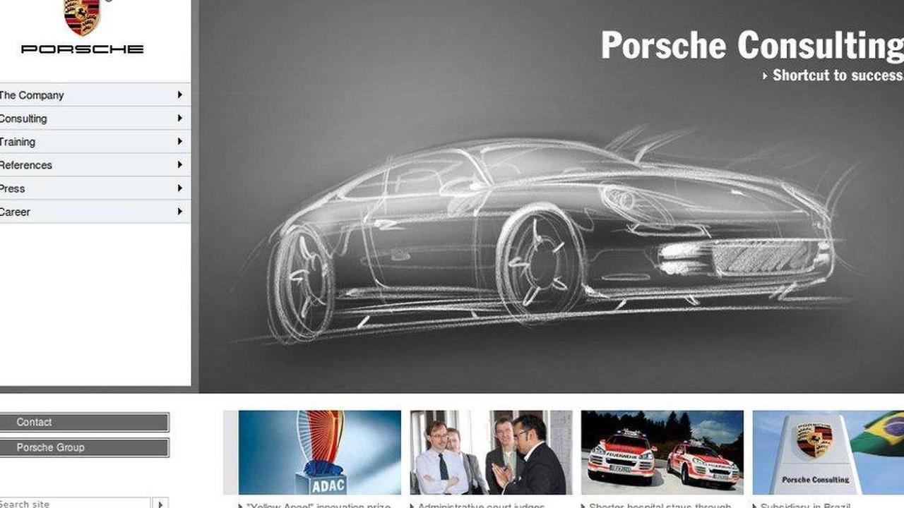 Porsche Consulting screenshot, Porsche Panamera coupe 928 design ...