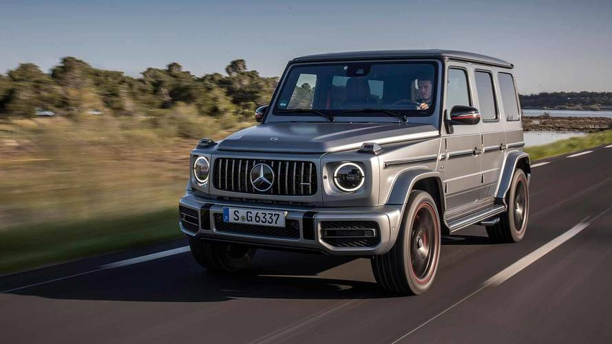 2019 Mercedes-AMG G63 First Drive: Great Power, Greater Control