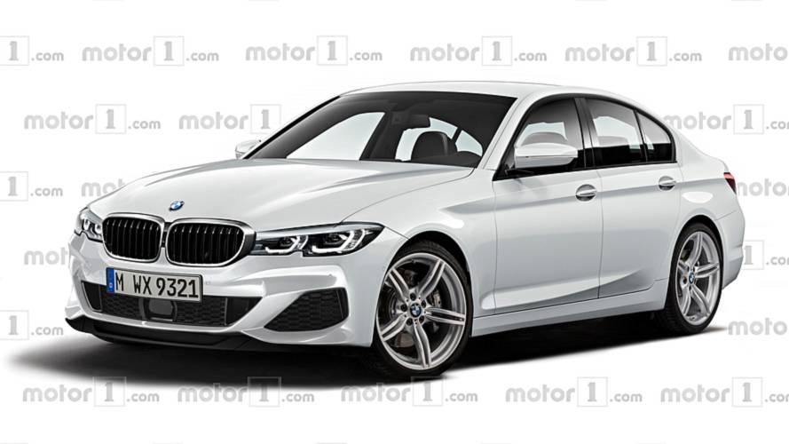 Novo BMW Série 3 pode estrear em outubro durante o Salão de Paris