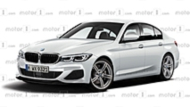 2019 BMW 3 Series render