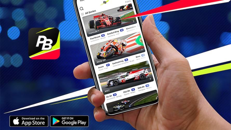 Motorsport Network lança app de apostas Pit Stop Betting