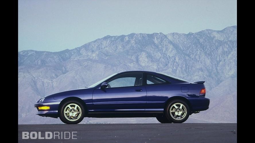 Acura Integra GS-R Coupe