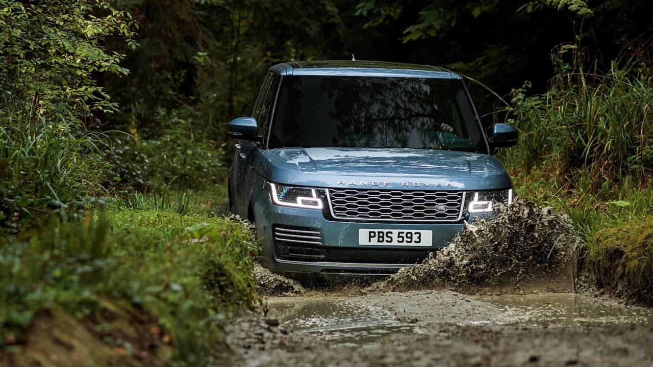 2. Range Rover Vogue