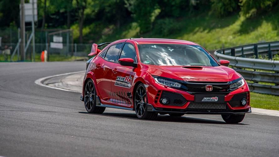 Type R Challenge 2018 - Hungaroring