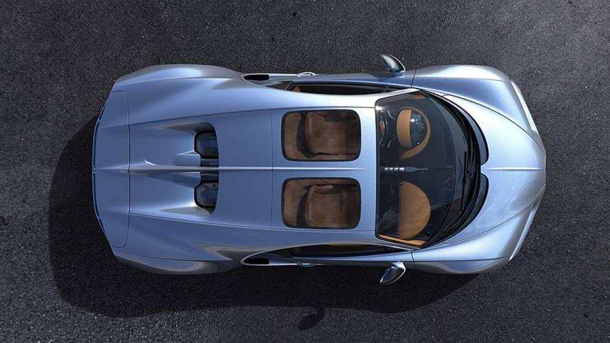 És lőn világosság: üvegtetővel is rendelhető a Bugatti Chiron