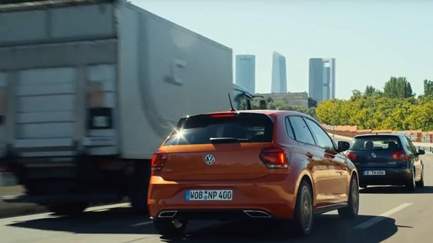 Рекламу Volkswagen Polo запретили за продвижение безопасности