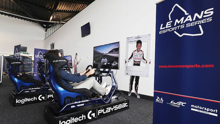 Sube al podio de las 24 Horas de Le Mans 2019 y gana 100.000 dólares con las Le Mans eSports Series