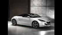Peugeot RCZ reestilizado aparece em primeiras imagens oficiais - Modelo será apresentado em Paris