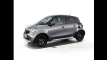 smart forfour crosstown edition