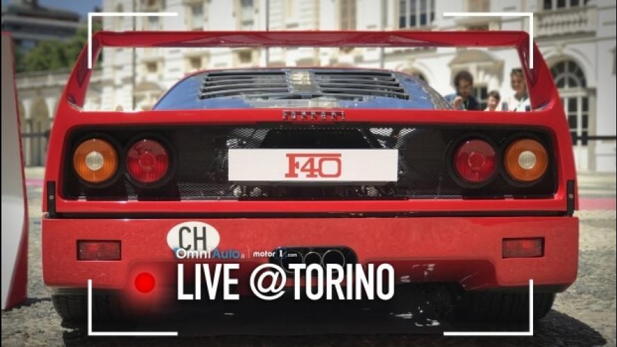 Parco Valentino, Ferrari festeggia così i suoi 70 anni [VIDEO]