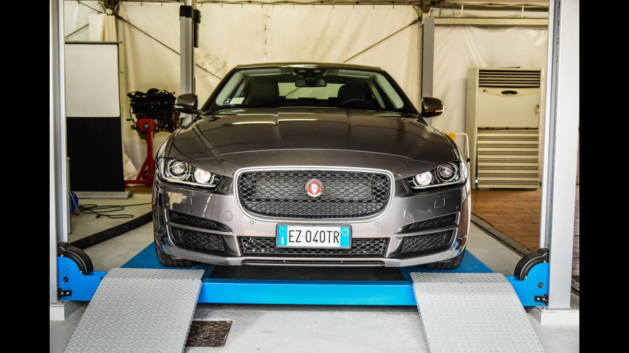 Jaguar XE, le risposte alle vostre domande