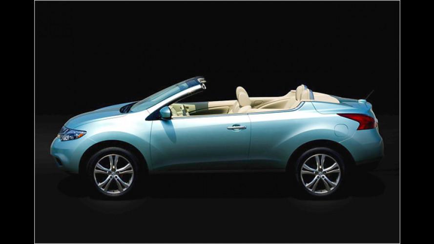 Erstes Foto: Nissan Murano CrossCabriolet