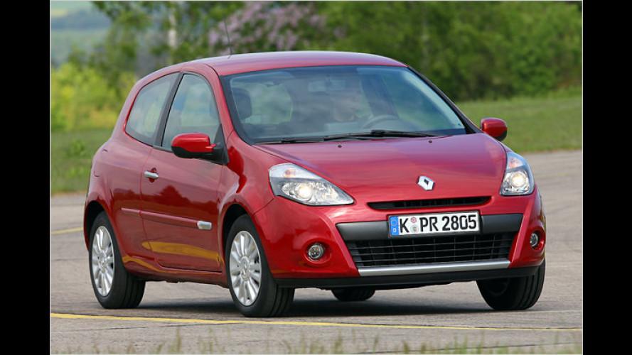 Renault wertet das Kompaktmodell Clio optisch auf
