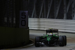 Caterham F1 Team Raises $1.7 Million Through Crowdfunding