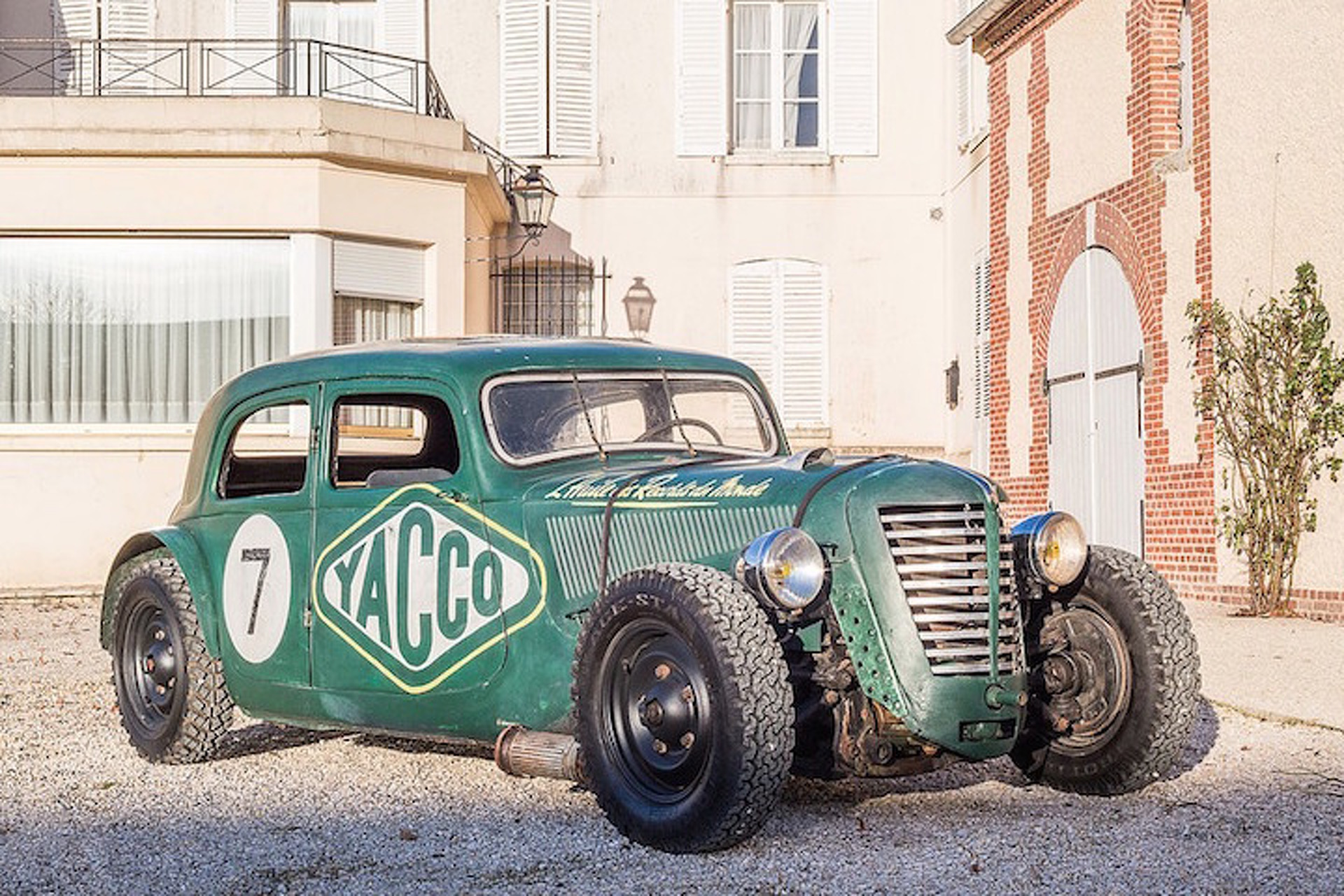 Buy This Beautiful Citroen Race Car, Be the Coolest Guy at the Dirt ...